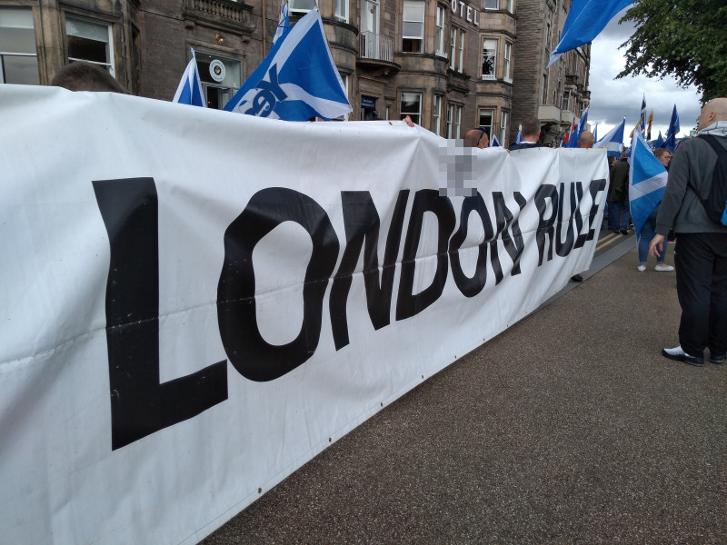 End London Rule Banner